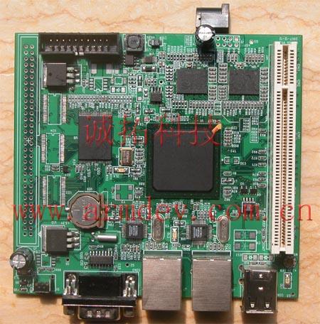 IXP430 IXP435模块正面照片