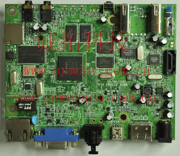 AML8726-M3开发板 AML8726-M3核心板