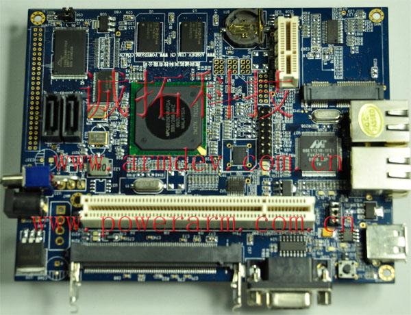 mpc8313开发板 MPC8313E开发板