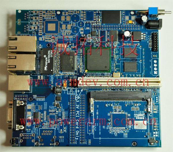 MPC8323开发板 MPC8323E开发板
